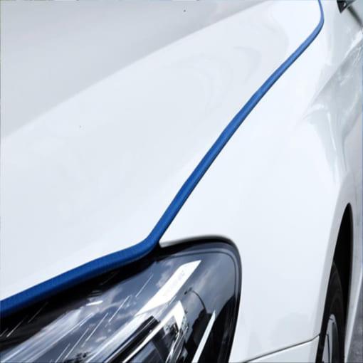 Nẹp viền cửa ô tô chữ U lõi thép chống xước, chống ồn cho xe ô tô