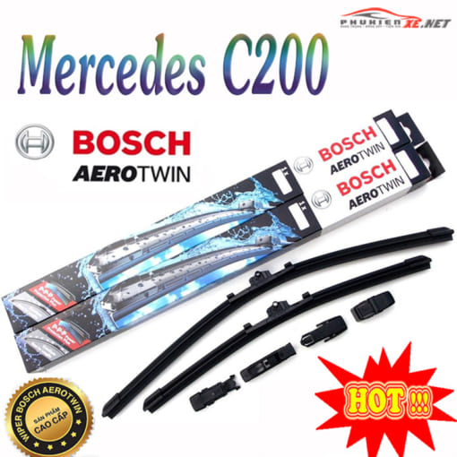 Gạt Mưa Mercedes C200
