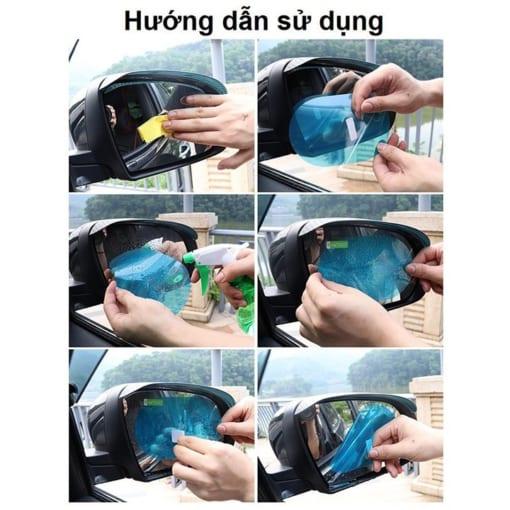 miếng dán chống bám nước